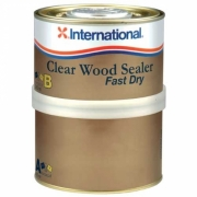 Clear Wood Sealer 750ml
